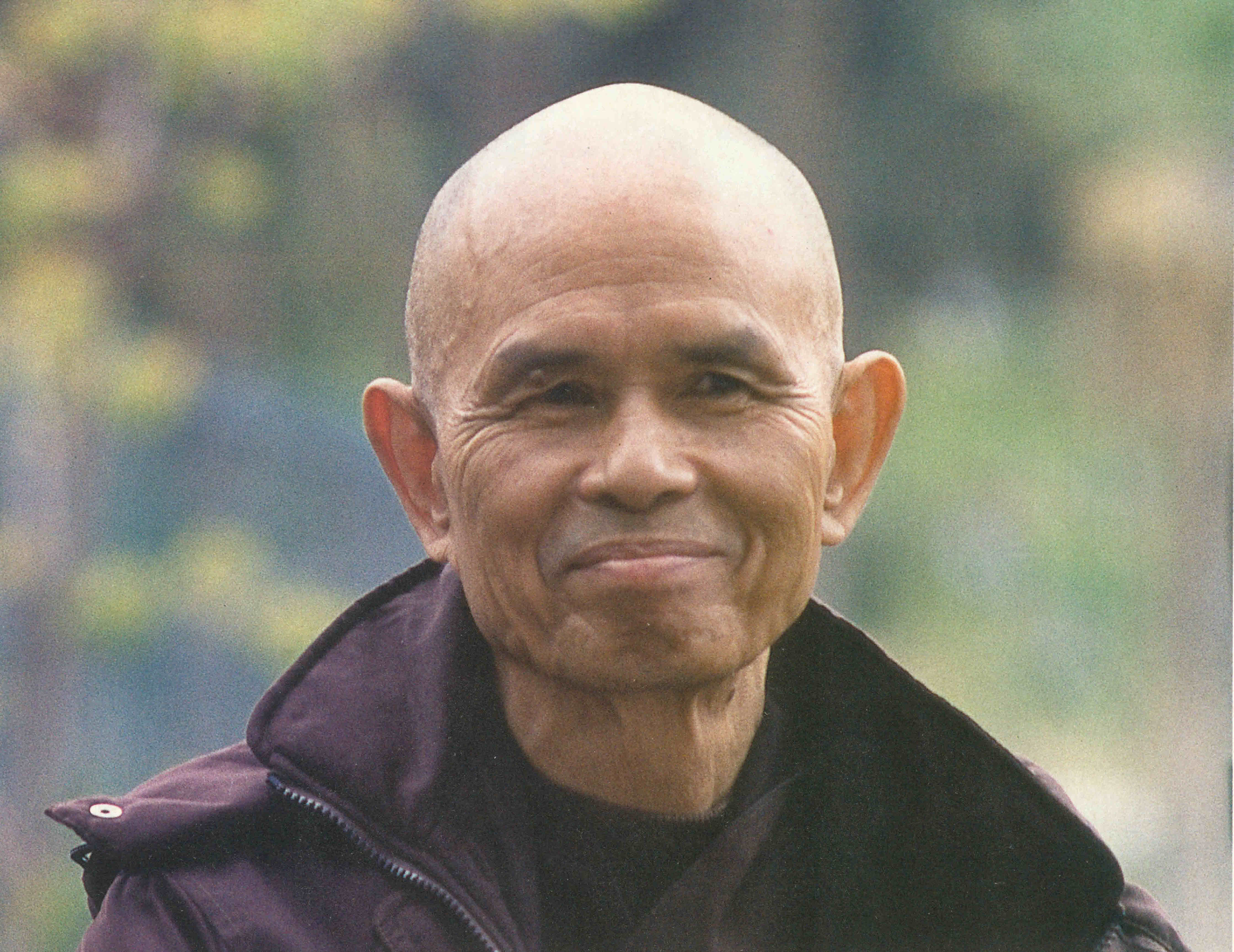 tich nhat han essays Mindful eating: buddhist master thich nhat hanh discusses mindful eating and how practicing it can improve your peace of mind.